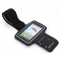 Sport armband LG Optimus L5 II E460 zwart