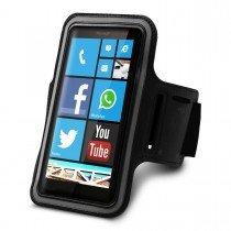 Sport armband Microsoft Lumia 640 zwart