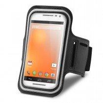 Sport armband Motorola Moto G 3rd gen zwart