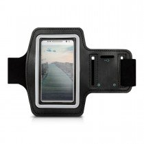 Sport armband Motorola Moto X Play zwart