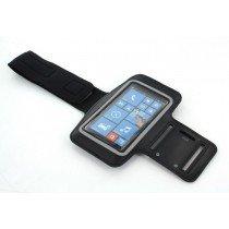 Sport armband Nokia Lumia 820 zwart