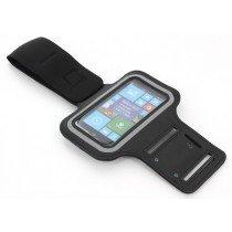 Sport armband Nokia Lumia 520 zwart
