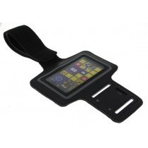 Sport armband Nokia Lumia 630 zwart