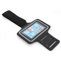 Sport armband Nokia Lumia 720 zwart