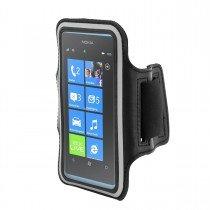 Sport armband Nokia Lumia 925 zwart