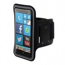 Sport armband Nokia Lumia 930 zwart