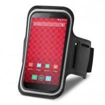 Sport armband OnePlus One zwart