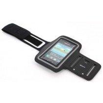 Sport armband Samsung Galaxy Fame S6810 zwart