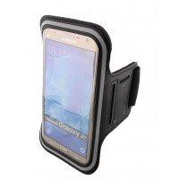 Sport armband Samsung Galaxy J7 zwart