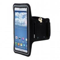 Sport armband Samsung Galaxy Note 2 N7100 zwart
