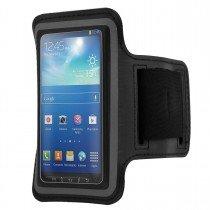 Sport armband Samsung Galaxy S4 Active i9295 zwart