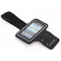 Sport armband Samsung Galaxy Xcover 2 S7710 zwart