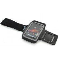 Sport armband Sony Xperia L zwart