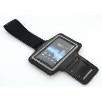 Sport armband Sony Xperia T zwart