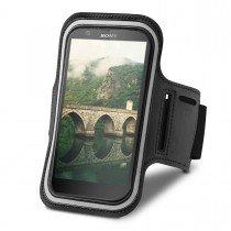Sport armband Sony Xperia X zwart