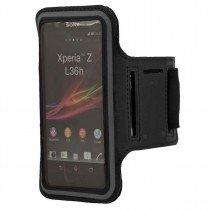 Sport armband Sony Xperia Z zwart