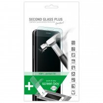 Tempered Glass PLUS Screenprotector Samsung Galaxy S6 - Verpakking