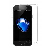 Tempered Glass Screenprotector Apple iPhone 7