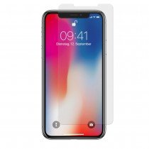 Tempered Glass Screenprotector Apple iPhone X