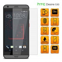 Tempered Glass Screenprotector HTC Desire 530