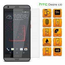 Tempered Glass Screenprotector HTC Desire 630