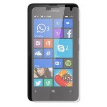 Tempered Glass Screenprotector Microsoft Lumia 430