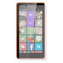 Tempered Glass Screenprotector Microsoft Lumia 540