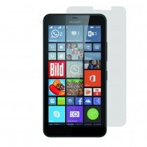 Tempered Glass Screenprotector Microsoft Lumia 640 XL