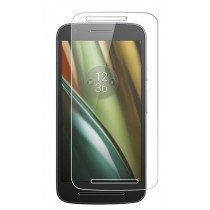 Tempered Glass Screenprotector Motorola Moto E 3rd gen