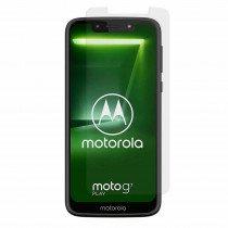 Tempered Glass Screenprotector Motorola Moto G7 Play