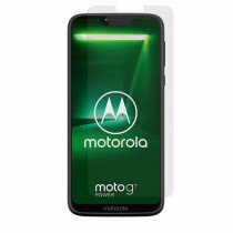 Tempered Glass Screenprotector Motorola Moto G7 Power