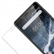 Tempered Glass Screenprotector Nokia 5.1