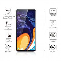 Tempered Glass Screenprotector Samsung Galaxy A60