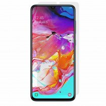 Tempered Glass Screenprotector Samsung Galaxy A70