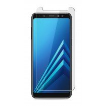 Tempered Glass Screenprotector Samsung Galaxy A8 2018
