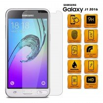 Tempered Glass Screenprotector Samsung Galaxy J1 2016