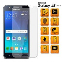 Tempered Glass Screenprotector Samsung Galaxy J5 2016