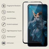 Tempered Glass (volledig scherm) Huawei Honor 20 Pro zwart