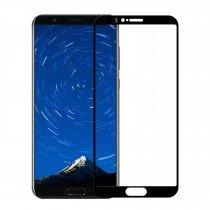 Tempered Glass (volledig scherm) Huawei Honor View 10 zwart