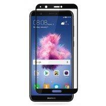 Tempered Glass (volledig scherm) Huawei P Smart zwart
