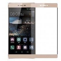 Tempered Glass (volledig scherm) Huawei P10 Lite goud