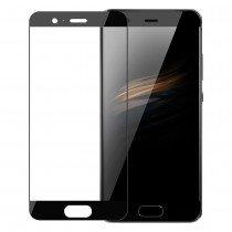 Tempered Glass (volledig scherm) Huawei P10 zwart