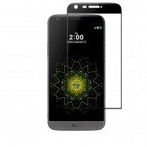 Tempered Glass (volledig scherm) LG G5 zwart