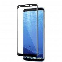 Tempered Glass (volledig scherm) Samsung Galaxy Note 8 zwart