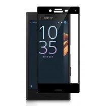 Tempered Glass (volledig scherm) Sony Xperia X Compact zwart