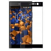 Tempered Glass (volledig scherm) Sony Xperia XA2 zwart