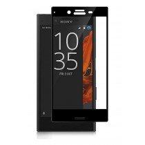 Tempered Glass (volledig scherm) Sony Xperia XZ zwart