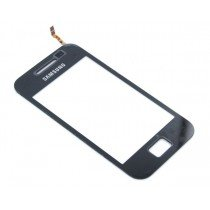 Touchscreen - digitizer Samsung Galaxy Ace S5830 zwart - GH59-10422B