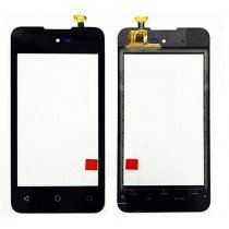Touchscreen - digitizer Wiko Sunset 2 zwart