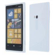Silicon TPU case Nokia Lumia 920 wit